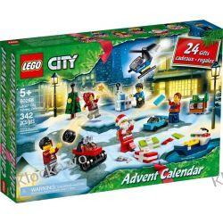 60268 KALENDARZ ADWENTOWY (City Advent Calendar) KLOCKI LEGO CITY Dla Dzieci