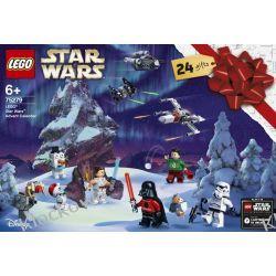 75279 KALENDARZ ADWENTOWY (Star Wars Advent Calendar)- KLOCKI LEGO STAR WARS  Dla Dzieci