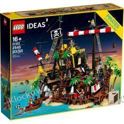 21322 PIRACI Z ZATOKI BARAKUD ( Pirates of Barracuda Bay) KLOCKI LEGO IDEAS Dla Dzieci