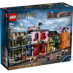 75978 ULICA POKĄTNA (Diagon Alley) KLOCKI LEGO HARRY POTTER Ninjago