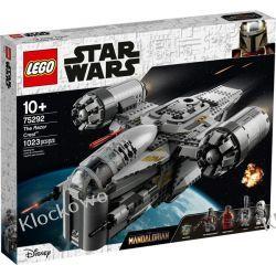 75292 TRANSPORTOWIEC ŁOWCY NAGRÓD(The Razor Crest) - KLOCKI LEGO STAR WARS  Dla Dzieci