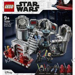 75291 GWIAZDA ŚMIERCI - OSTATECZNY POJEDYNEK (Death Star Final Duel) - KLOCKI LEGO STAR WARS  Friends