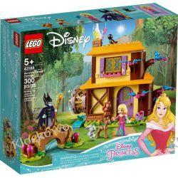 43188 LEŚNA CHATKA AURORY (Aurora's Forest Cottage) KLOCKI LEGO DISNEY PRINCESS Dla Dzieci