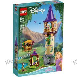 43187 WIEŻA ROSZPUNKI (Rapunzel's Tower) KLOCKI LEGO DISNEY PRINCESS Dla Dzieci