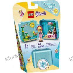 41411 LETNIA KOSTKA STEPHANIE DO ZABAWY (Stephanie's Summer Play Cube) KLOCKI LEGO FRIENDS Dla Dzieci