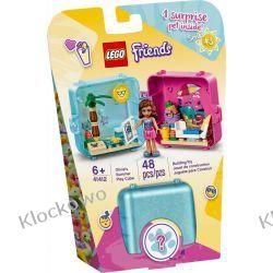 41412 LETNIA KOSTKA OLIVII DO ZABAWY (Olivia's Summer Play Cube) KLOCKI LEGO FRIENDS Kompletne zestawy