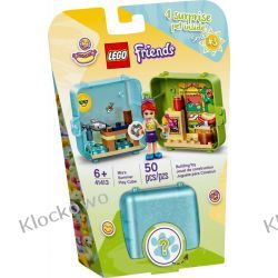 41413 LETNIA KOSTKA MII DO ZABAWY (Mia's Summer Play Cube) KLOCKI LEGO FRIENDS Playmobil