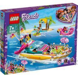 41433 IMPREZOWA ŁÓDŹ (Party Boat) KLOCKI LEGO FRIENDS Dla Dzieci