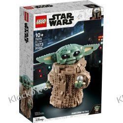 75318 BABY YODA (The Child) - KLOCKI LEGO STAR WARS  - WYSYŁKA OD 30.10.2020 Dla Dzieci