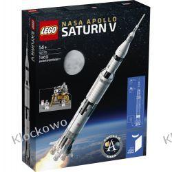 92176 LEGO RAKIETA NASA APOLLO (NASA Apollo Saturn V) KLOCKI LEGO IDEAS Pozostałe