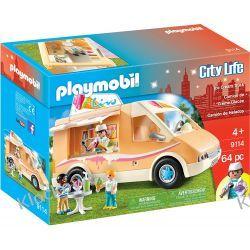 PLAYMOBIL 9114 FURGONETKA Z LODAMI Dla Dzieci