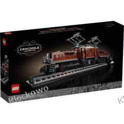 10277 Crocodile Locomotive KLOCKI LEGO CREATOR