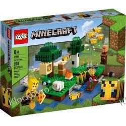 21165 PASIEKA (The Bee Farm)- KLOCKI LEGO MINECRAFT Dla Dzieci