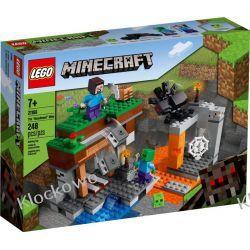 """21166 """"OPUSZCZONA"""" KOPALNIA (The 'Abandoned' Mine)- KLOCKI LEGO MINECRAFT Pozostałe"""
