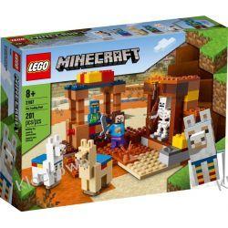 21167 PUNKT HANDLOWY (The Trading Post)- KLOCKI LEGO MINECRAFT Dla Dzieci