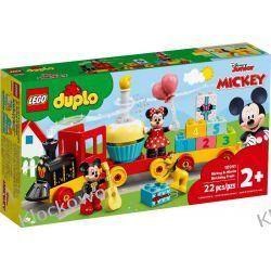 10941 URODZINOWY POCIĄG MYSZEK MIKI I MINNIE (Mickey & Minnie Birthday Train) KLOCKI LEGO DUPLO  Playmobil