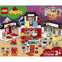 10943 SZCZĘŚLIWE CHWILE Z DZIECIŃSTWA (Happy Childhood Moments) KLOCKI LEGO DUPLO  Dla Dzieci