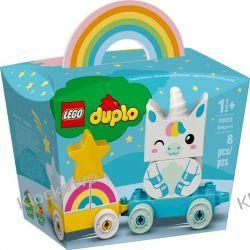 10953 JEDNOROŻEC (Unicorn) KLOCKI LEGO DUPLO  Dla Dzieci