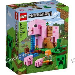 21170 DOM W KSZTAŁCIE ŚWINI (The Pig House)- KLOCKI LEGO MINECRAFT Dla Dzieci