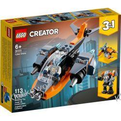 31111 CYBERDRONE (Cyber Drone) KLOCKI LEGO CREATOR Creator