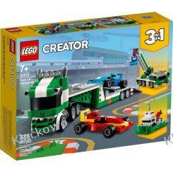 31113 LAWETA Z WYŚCIGÓWKAMI (Race Car Transporter) KLOCKI LEGO CREATOR