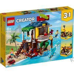 31118 DOMEK SURFERÓW NA PLAŻY (Surfer Beach House) KLOCKI LEGO CREATOR Kompletne zestawy