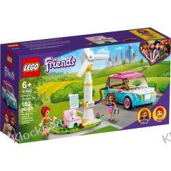 41443 ELEKTRYCZNY SAMOCHÓD OLIVII (Olivia's Electric Car) KLOCKI LEGO FRIENDS Dla Dzieci