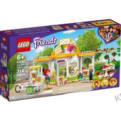 41444 EKOLOGICZNA KAWIARNIA W HEARTLAKE CITY (Heartlake City Organic Cafe) KLOCKI LEGO FRIENDS Playmobil