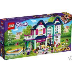 41449 DOM RODZINNY ANDREI (Andrea's Family House) KLOCKI LEGO FRIENDS Dla Dzieci