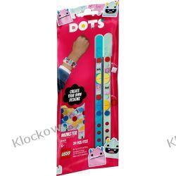 41923 BRANSOLETKI Z POTWORKAMI (Monster Bracelets) KLOCKI LEGO DOTS Dla Dzieci