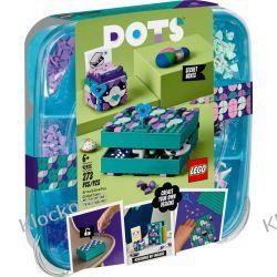 41925 TAJNE SKRZYNECZKI (Secret Boxes) KLOCKI LEGO DOTS Dla Dzieci