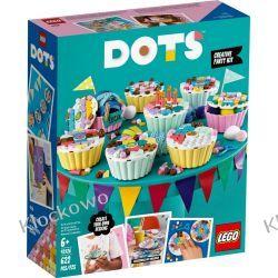 41926 KREATYWNY ZESTAW Z TORTEM ( Creative Party Kit) KLOCKI LEGO DOTS Dla Dzieci