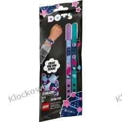 41934 BRANSOLETKI Z GWIAZDAMI (Starlight Bracelets) KLOCKI LEGO DOTS Playmobil