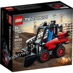 42116 MINIŁADOWARKA (Skid Steer Loader) KLOCKI LEGO TECHNIC  Dla Dzieci