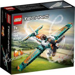 42117 SAMOLOT WYŚCIGOWY (Race Plane) KLOCKI LEGO TECHNIC  Kompletne zestawy