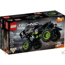 42118 Monster Jam Grave Digger KLOCKI LEGO TECHNIC  Kompletne zestawy