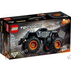 42119 Monster Jam Max D KLOCKI LEGO TECHNIC  Ninjago