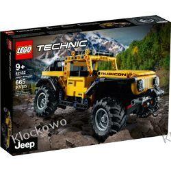 42122 Jeep Wrangler KLOCKI LEGO TECHNIC  Dla Dzieci