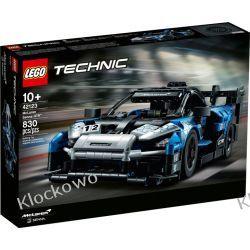 42123 McLaren Senna GTR KLOCKI LEGO TECHNIC  Dla Dzieci