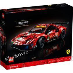 42125 Ferrari 488 GTE 'AF Corse #51' KLOCKI LEGO TECHNIC  Budowa