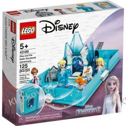 43189 KSIĄŻKA Z PRZYGODAMI ELSY  I NOKKA (Elsa and the Nokk Storybook Adventures) KLOCKI LEGO DISNEY PRINCESS Playmobil