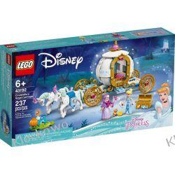 43192 KRÓLEWSKI POWÓZ KOPCIUSZKA (Cinderella's Royal Carriage) KLOCKI LEGO DISNEY PRINCESS Dla Dzieci