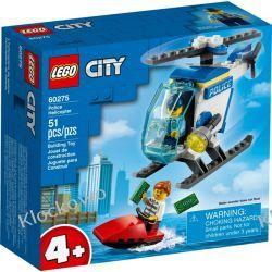 60275 HELIKOPTER POLICYJNY (Police Helicopter) KLOCKI LEGO CITY Dla Dzieci