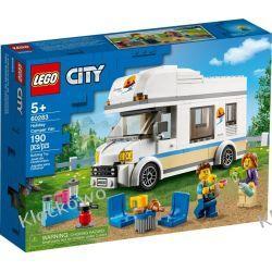 60283 WAKACYJNY KAMPER (Holiday Camper Van) KLOCKI LEGO CITY Dla Dzieci