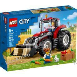 60287 TRAKTOR KLOCKI LEGO CITY Dla Dzieci