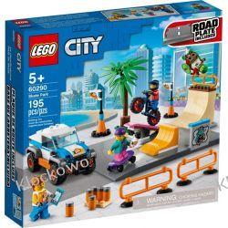 60290 SKATEPARK (Skate Park) KLOCKI LEGO CITY Kompletne zestawy