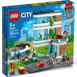 60291 DOM RODZINNY (Family House) KLOCKI LEGO CITY Dla Dzieci