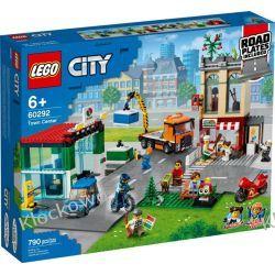 60292 CENTRUM MIASTA (Town Centre) KLOCKI LEGO CITY Dla Dzieci