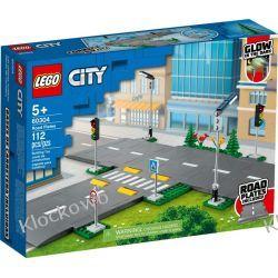 60304 PŁYTY DROGOWE (Road Plates) KLOCKI LEGO CITY Dla Dzieci