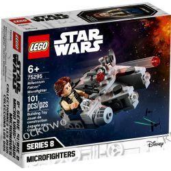 75295 MIKROMYŚLIWIEC FALCON MILLENIUM (Millennium Falcon Microfighter) - KLOCKI LEGO STAR WARS  Dla Dzieci